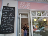 Fräulein Frost: Cute ice-cream parlour